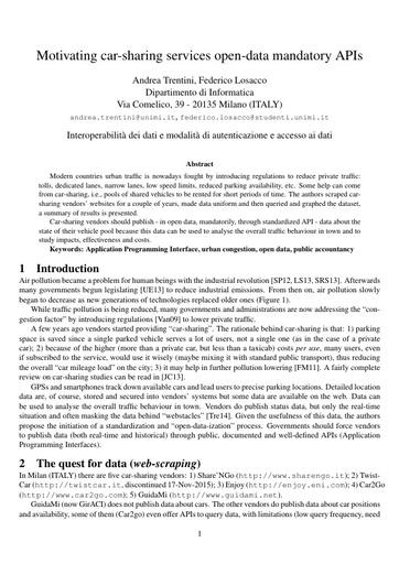 CONF2017 paper Trentini