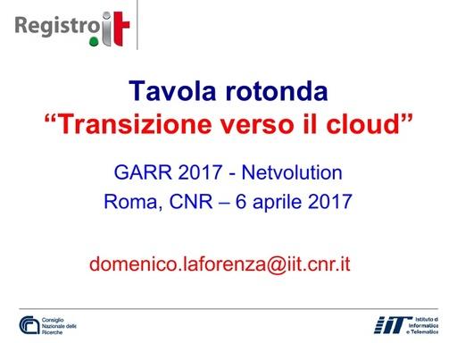Presentazione D.Laforenza