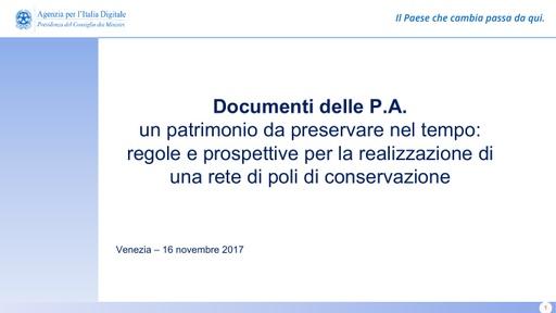 Conf2017 - Presentazione Montanaro