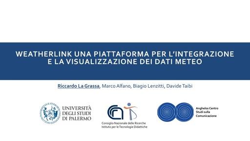 Conf2017 - Presentazione La Grassa