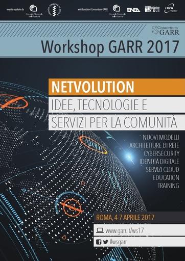 Programma Workshop GARR 2017
